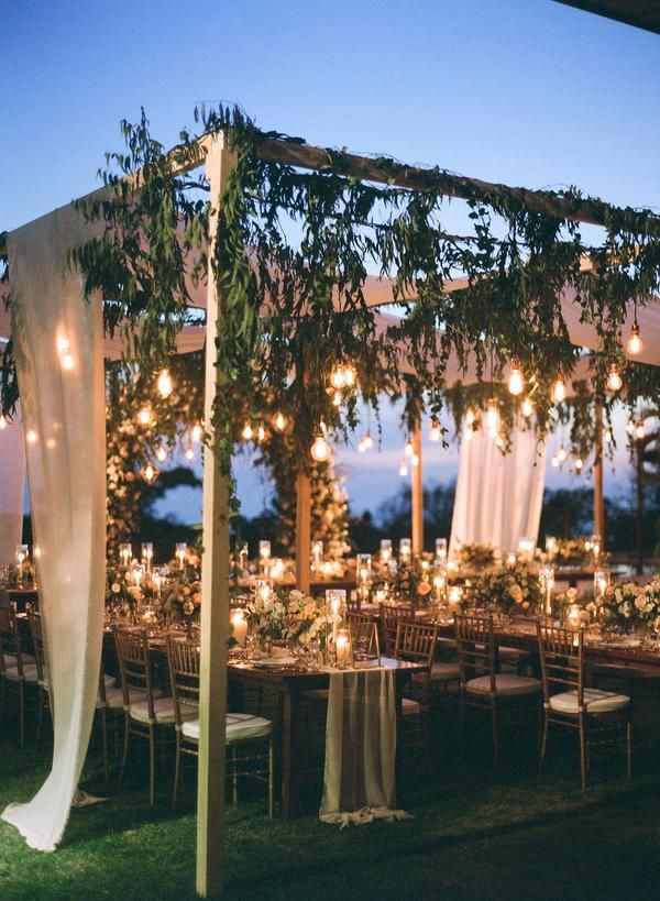 This Thailand Wedding Has Us Falling in Love With Floral Arbors All Over Again