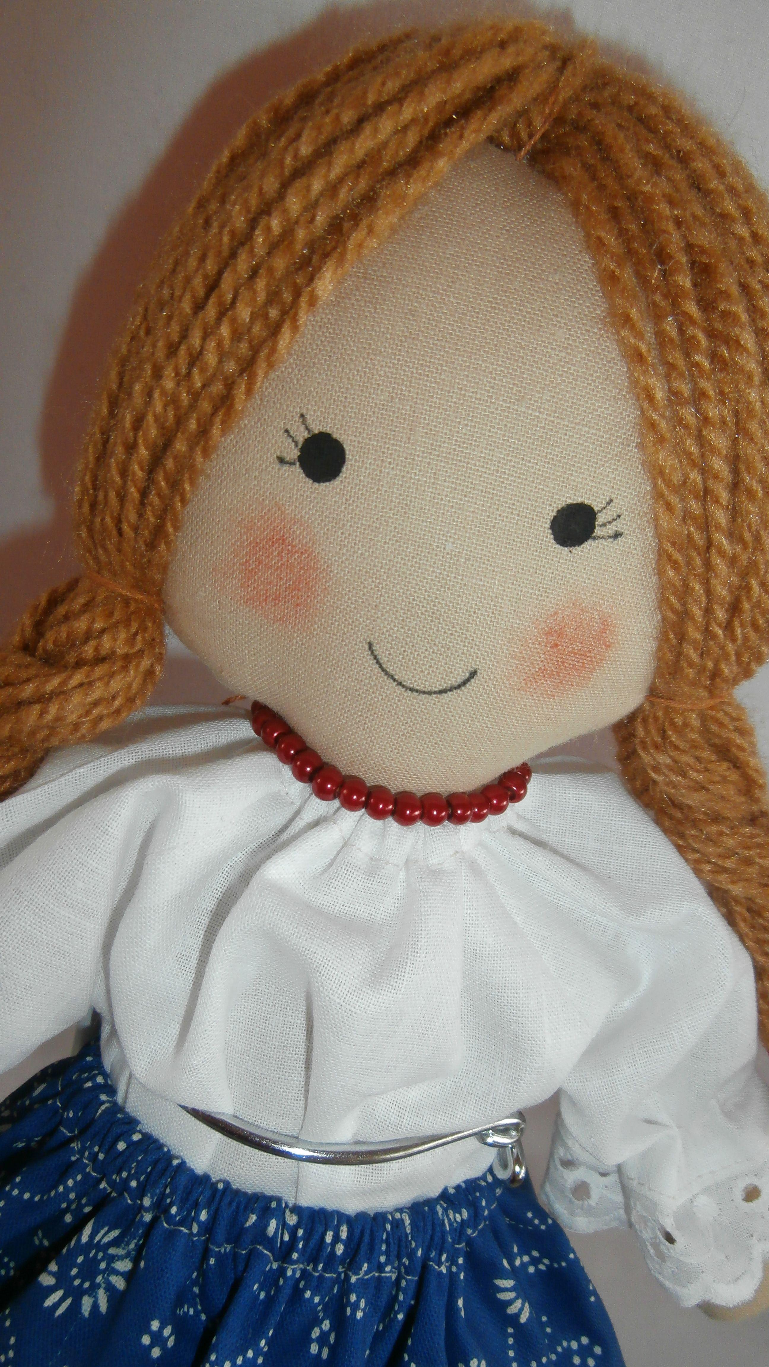 Katica, Hungarian cloth doll