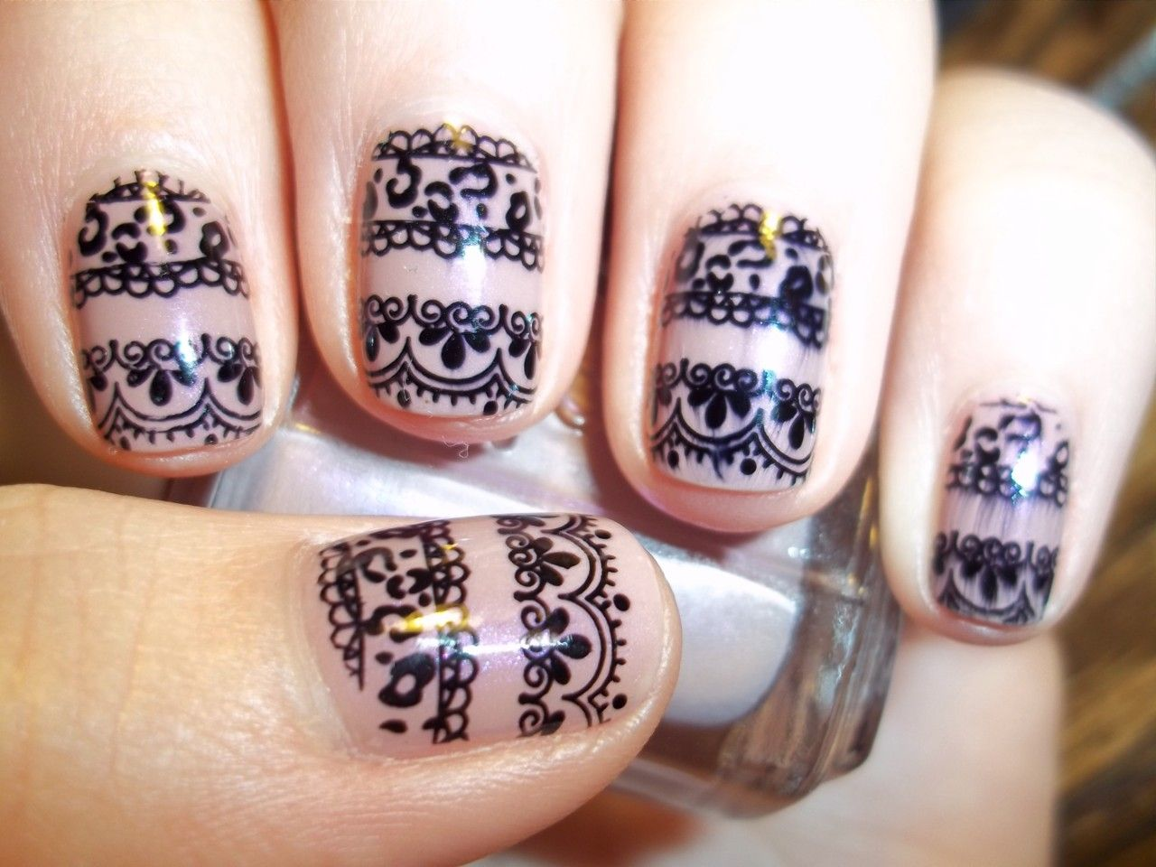 Dorable Nail Stamp Designs Photo - Nail Art Ideas - morihati.com
