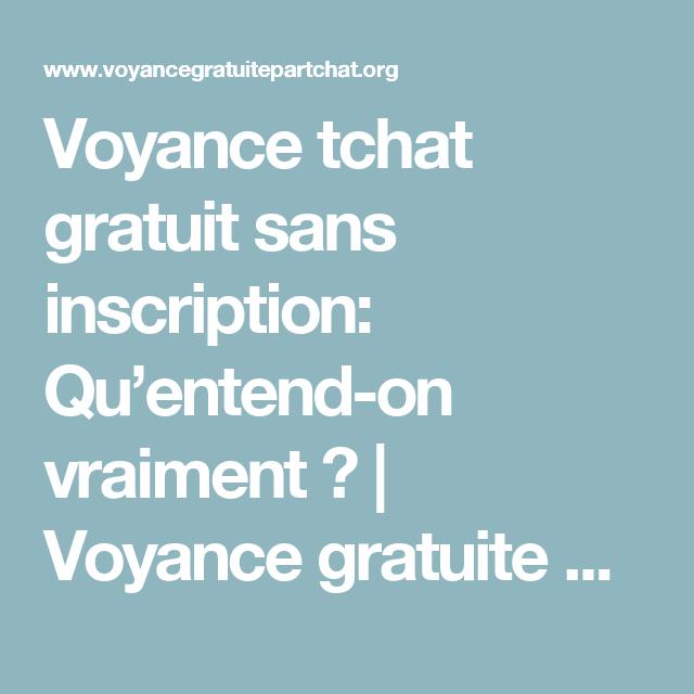 Voyance tchat gratuit sans inscription  Qu entend-on vraiment     Voyance  gratuite par Tchat En direct 01.75.75.25.77 90b7c9907ac9