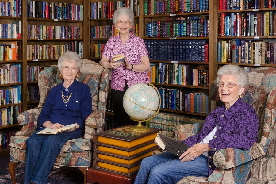 Do You Know About National Library Lovers Month? Home