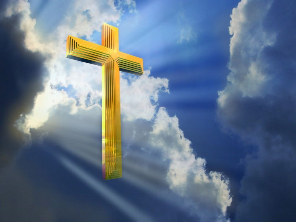 free christian posters free religious christmas cross background
