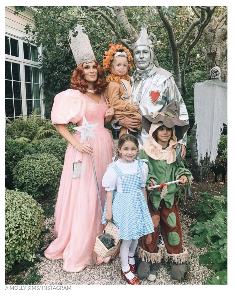Wizard of Oz Cute celebrities, Halloween costumes