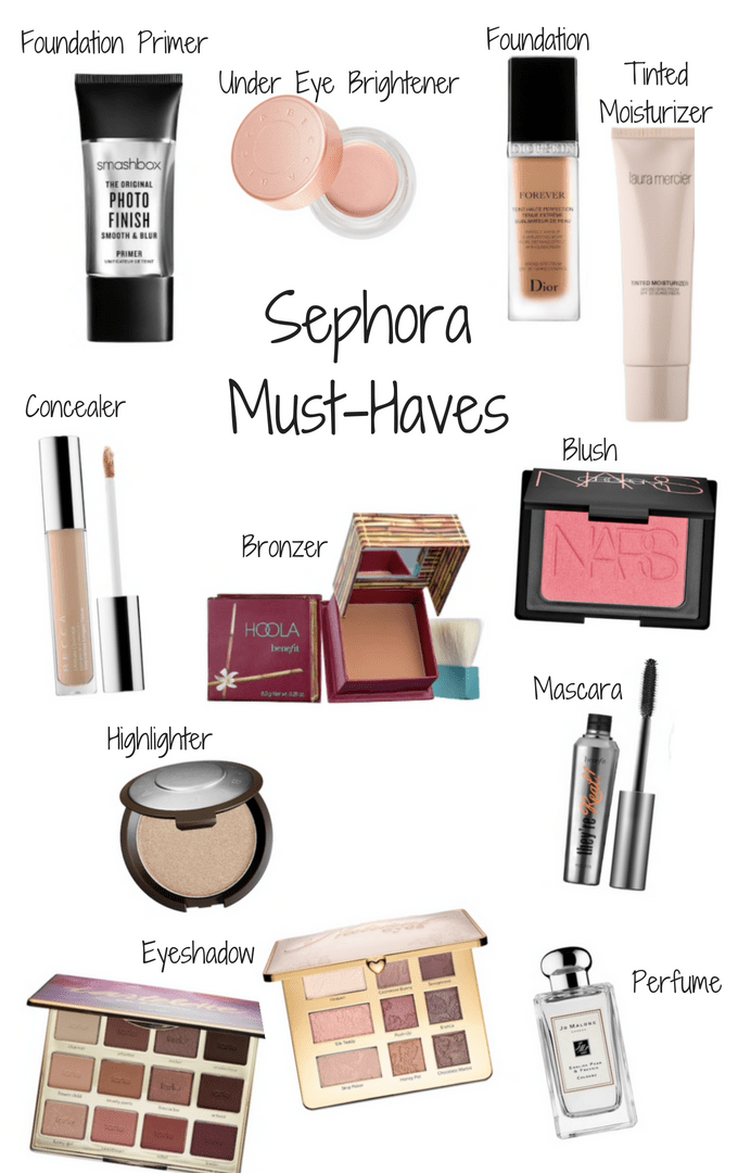 MustHaves from the Sephora Beauty Insider Sale Makeup