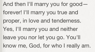 Old Testament Reading Wedding Verses Blessing