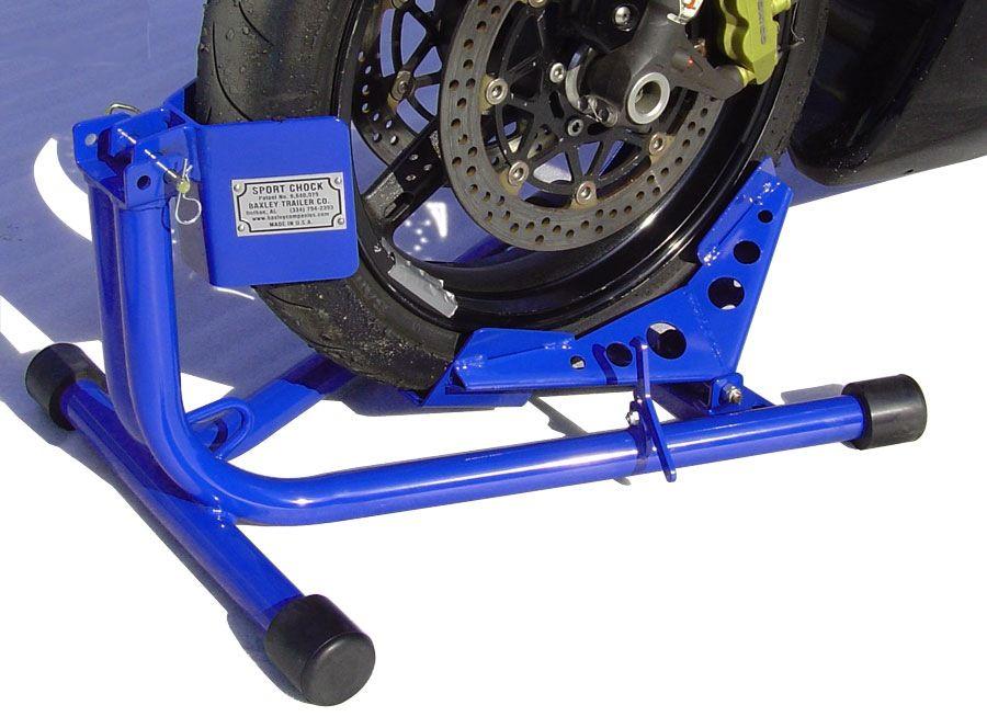 Baxley Motorcycle Wheel Chock Local Motors Tools