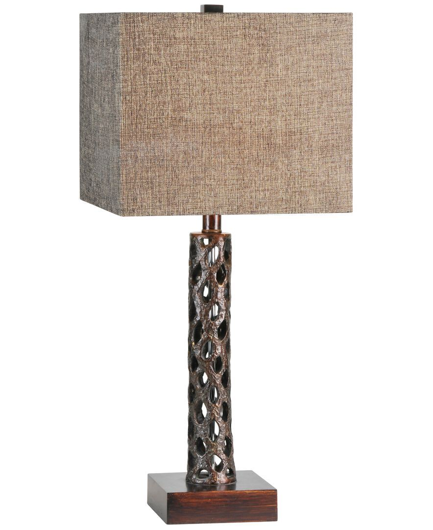 Macys Table Lamps Simple Renwil Luisa Table Lamp  Table Lamps  For The Home  Macy's Review