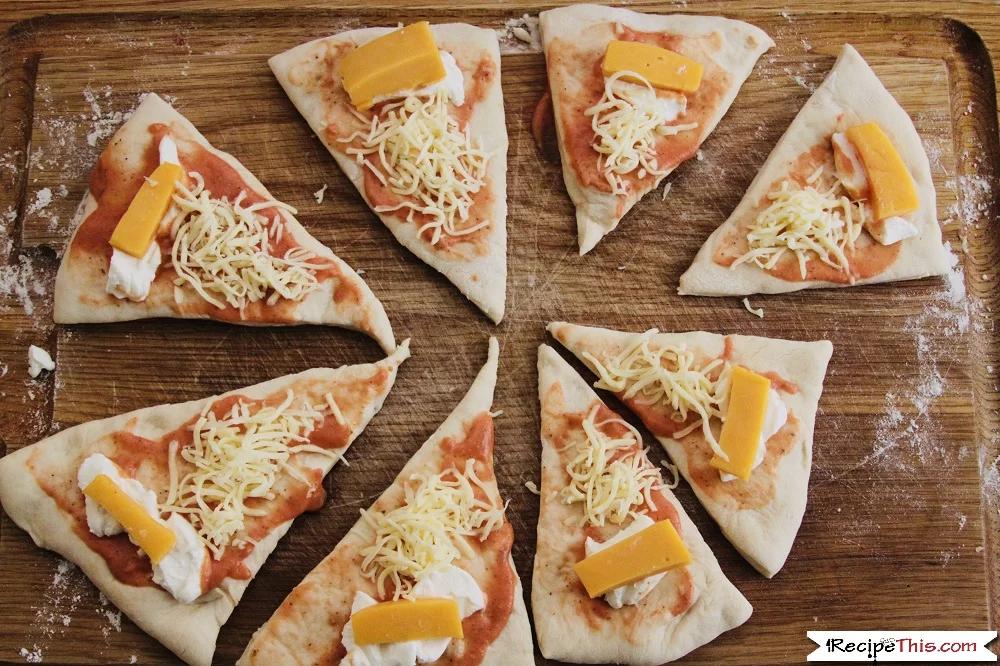 Air Fryer Oven Pizza Rolls Receita