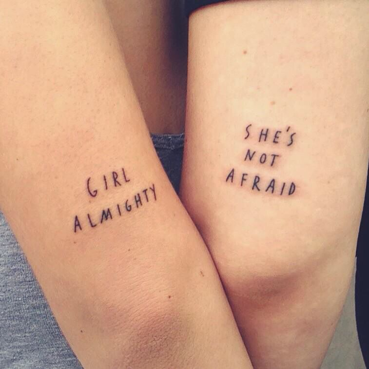 girl almighty, she's not afraid. ✧✿♕ Pinterest: @Laahalvher  ☪❁