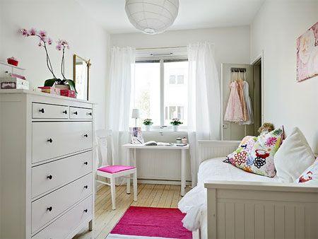 Dormitorio blanco buscar con google home staging la primera impresi n para la venta de - Muebles habitacion juvenil ikea ...