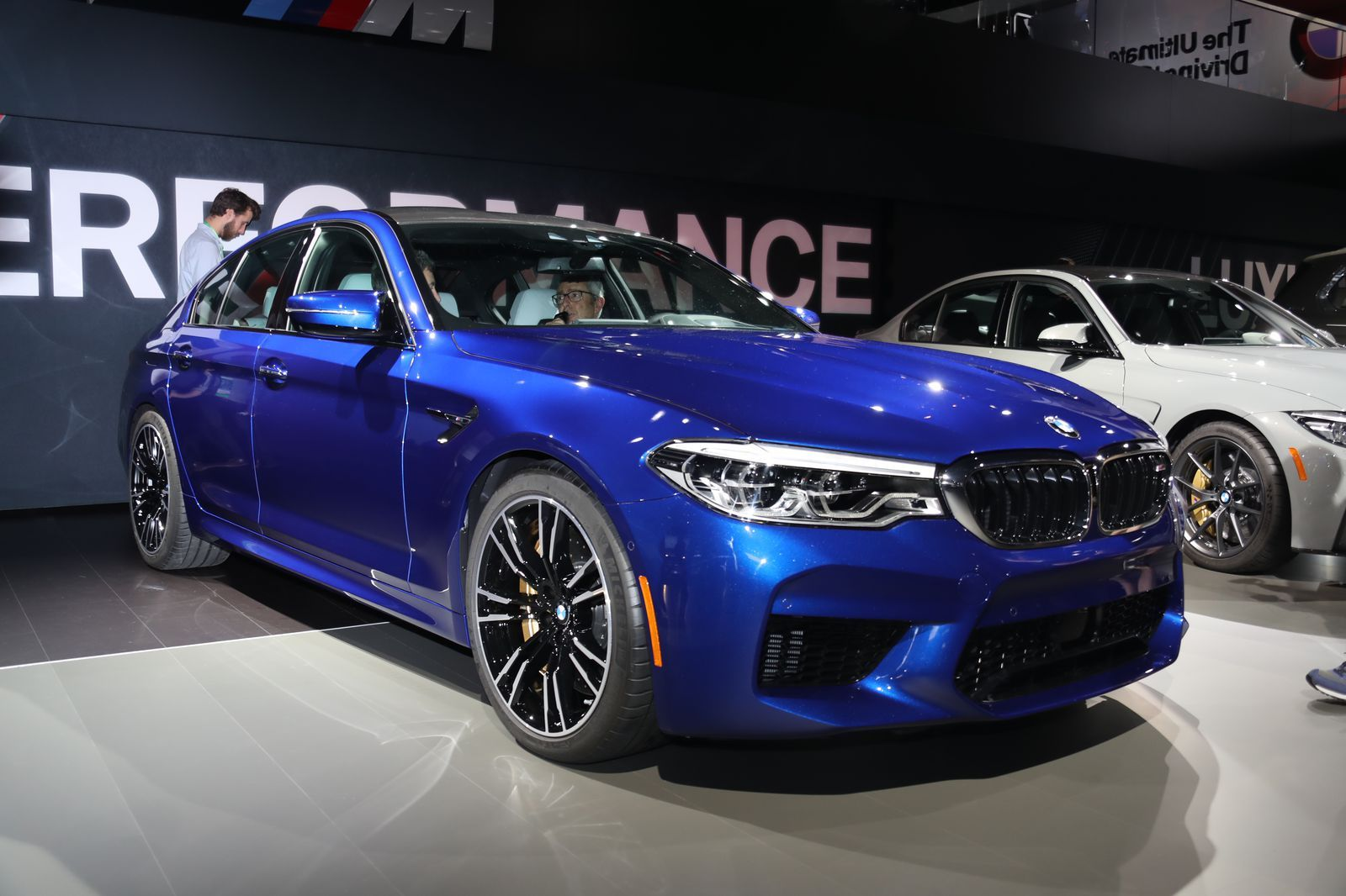 2018 BMW M5 600 HP and AllWheel Drive for 102,600 (With