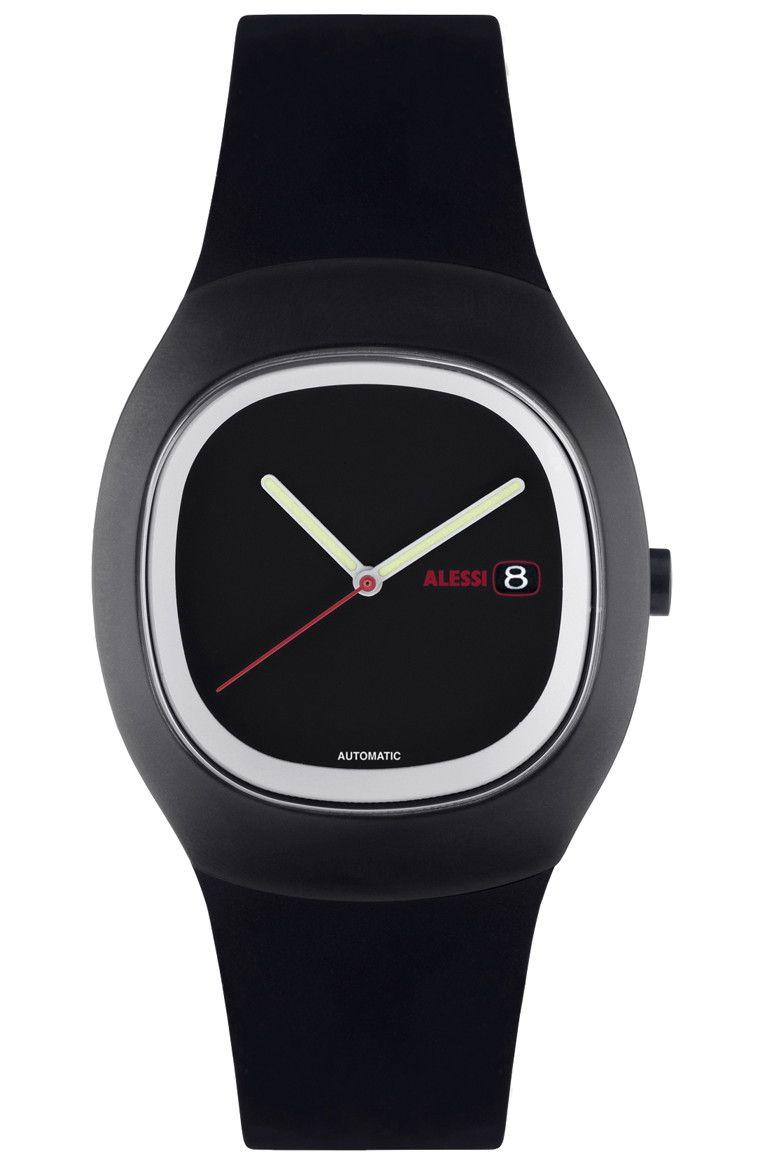 alessi watches al alseries ray stefano giovannoni  - alessi watches al alseries ray stefano giovannoni design
