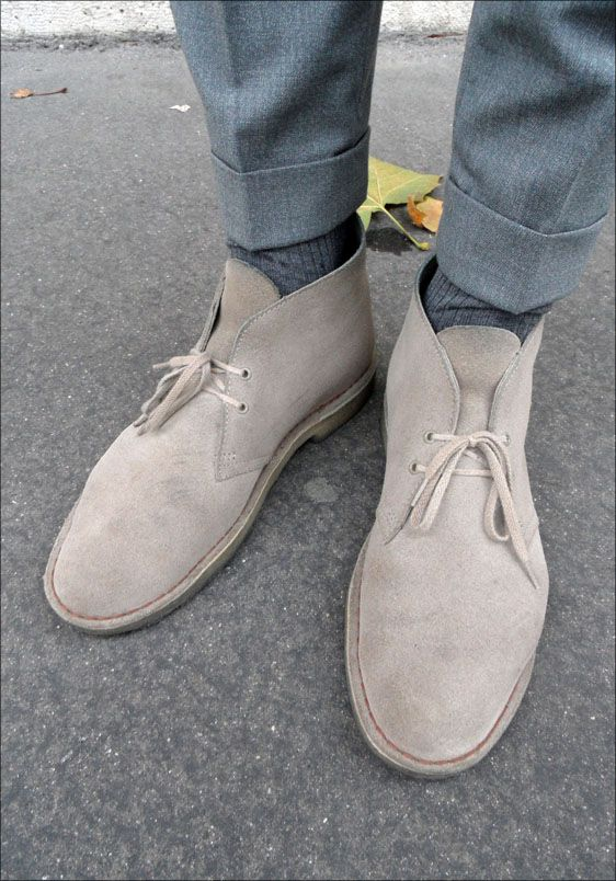 the best mens desert boots