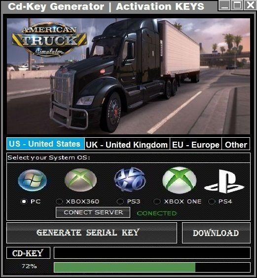 American Truck Simulator Full Game Download 2016 Cracked American Truck Simulator Trucks American