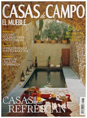 Casas de campo el mueble subscripcions 2013 revistes i - Casas de campo el mueble ...