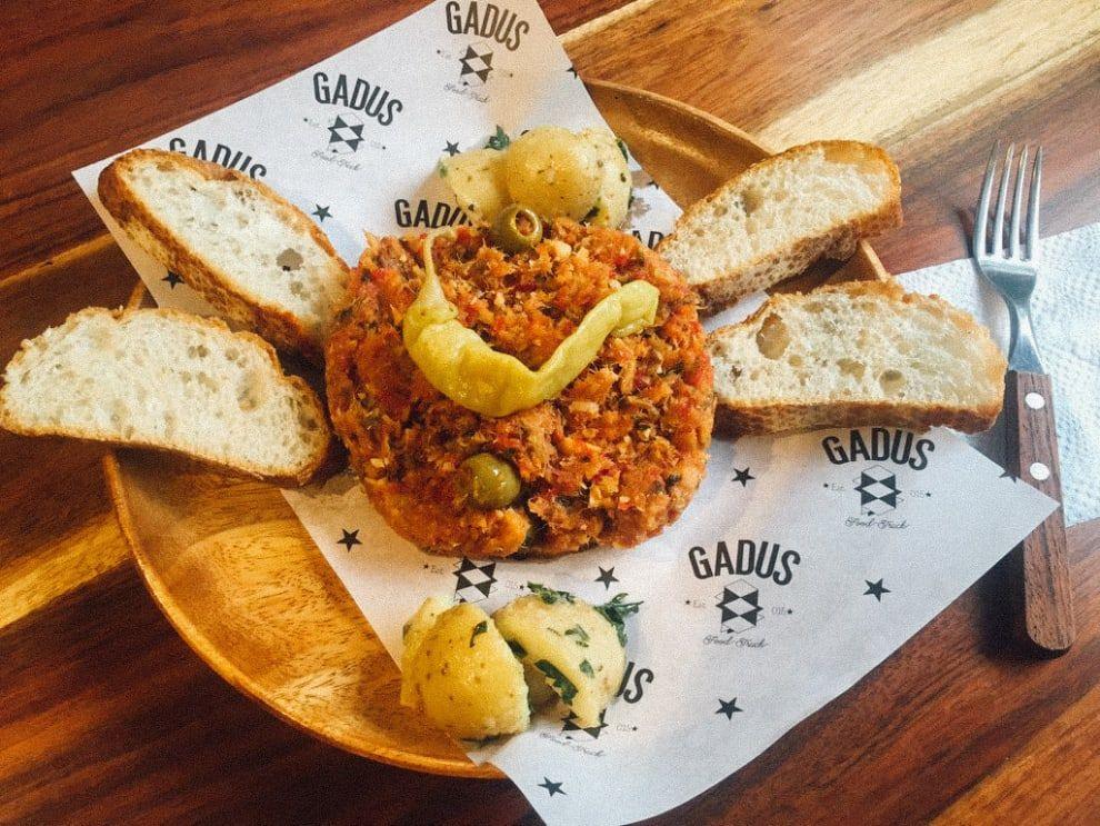 Gadus Food Truck: Bacalao a la vizcaína
