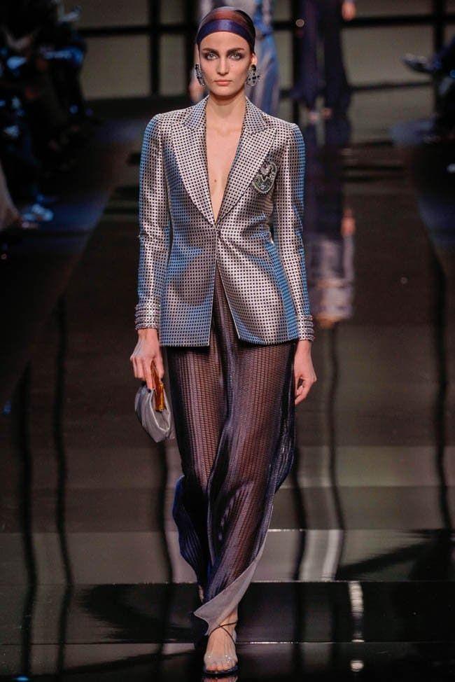 Photo of Giorgio Armani Privé – Haute Couture Spring Summer 2014