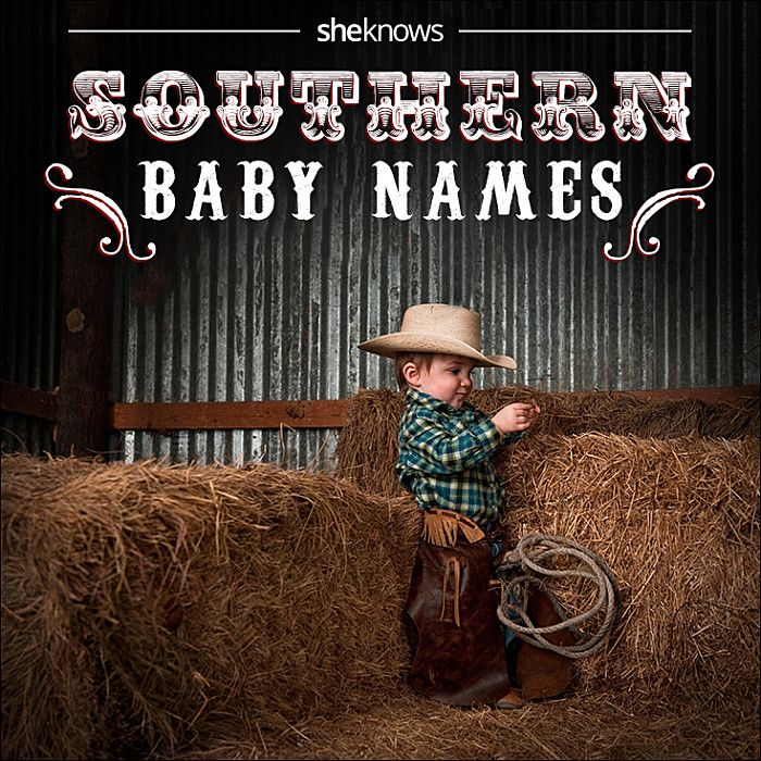 Southern Baby Names, Country