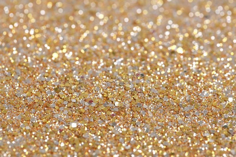 Christmas New Year Gold and Silver Glitter background. Holiday abstract texture. , #AD, #Gold, #Silver, #Christmas, #Year, #Glitter #ad #goldglitterbackground