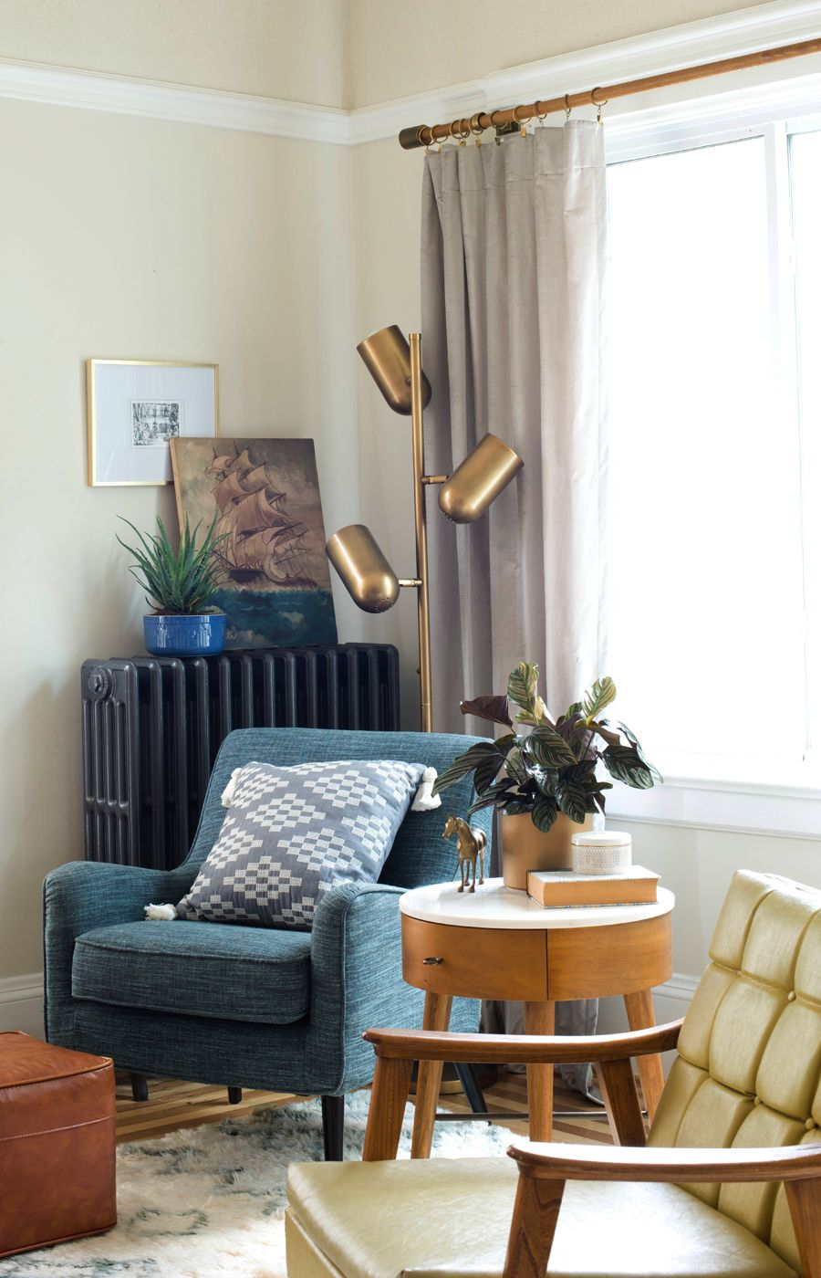 Charmant West Elm   Mid Century Style In A Nineteenth Century Cleveland Home
