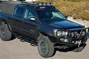 Roof Rack And Baja Lights I Think So Toyota Tacoma Roof Rack Toyota Tacoma Toyota Tacoma 4 Door