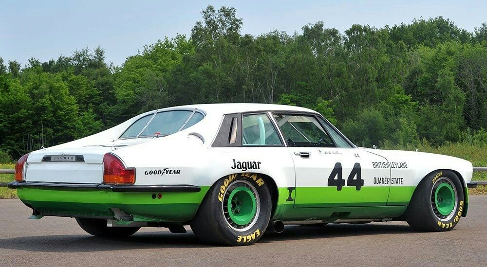 This Is The Story Of Jaguar\'s Awesome Group 44 XJS • Petrolicious ...