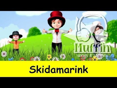 Skidamarink | nursery rhymes & children songs with lyrics