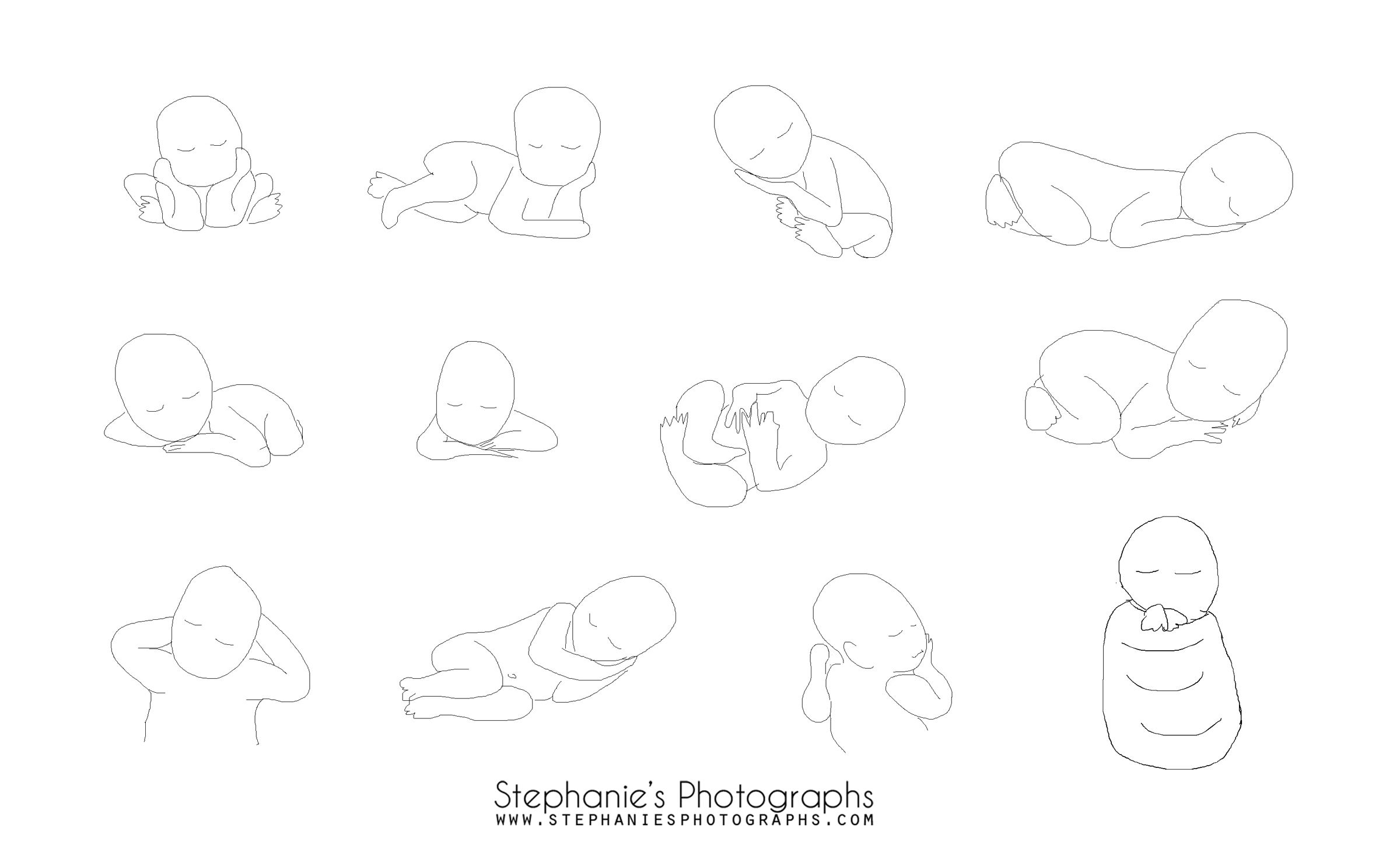 Crib for sale gatineau - Newborn Posing Reference Guide For Sessions By Stephanie De Montigny Of Gatineau Newborn Photography