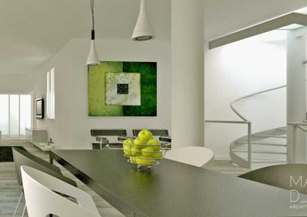 Modern Interior Design Ideas in Minimalist Style Marry Contemporary