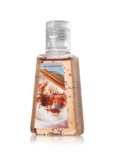Cinnamon Heaven Pocketbac Bath And Body Works Hand Sanitizer