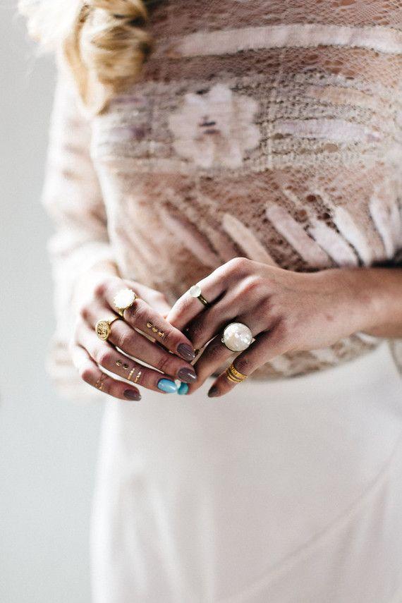 Moroccan Bohemian Wedding Jewelry
