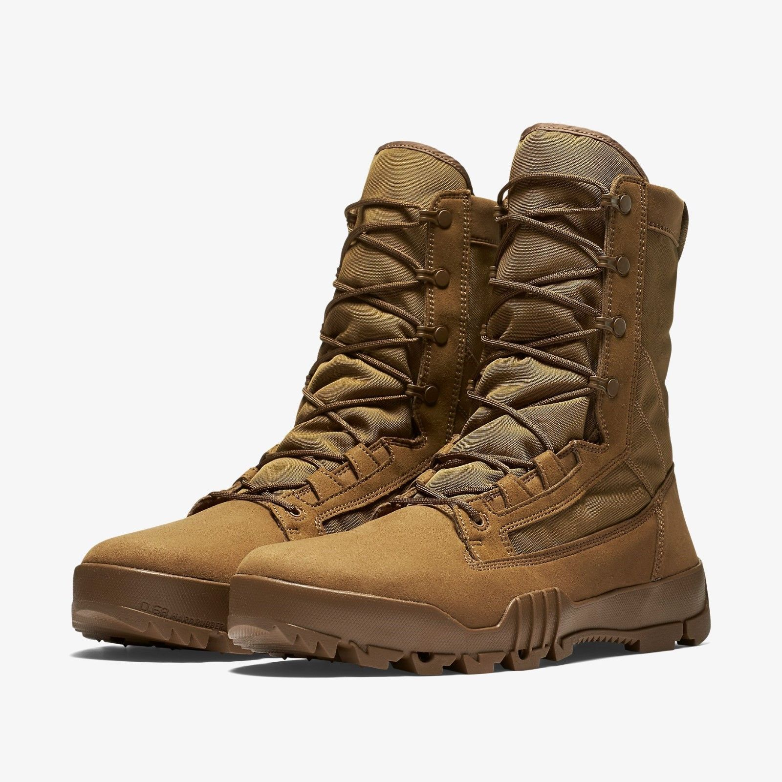 e7831d884a83 Nike SFB Special Field Jungle Leather Military Boots Coyote Brown Mens sz  12.5