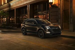 2017 Chevrolet Equinox Traverse Special Editions Debut At