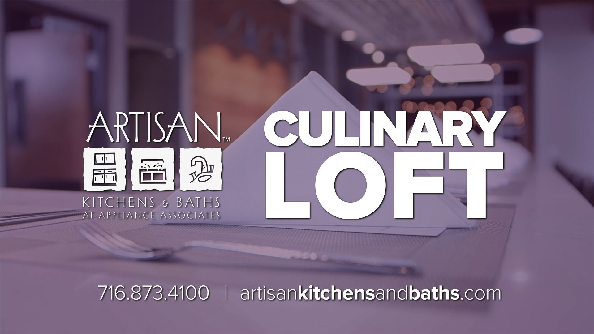 The Artisan Culinary Loft at Artisan Kitchens and Baths in ...