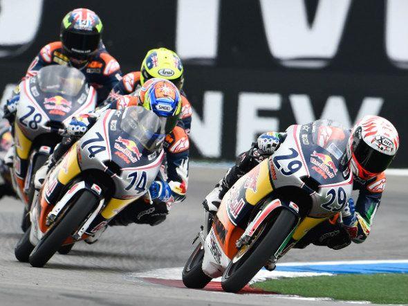 Bikeracing.it | Rookies Cup - Risultati Moto GP e superbike - Classifiche MotoGP e Sbk - Classifiche e risultati Moto 2 - Classifiche SBK - Classifiche Motomondiale