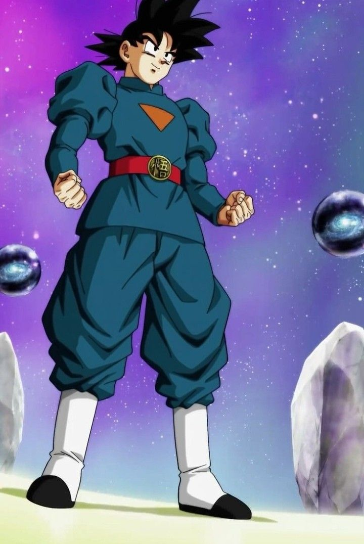 San Goku Super Dragon Ball Heroes Anime Dragon Ball Super Dragon Ball Goku Dragon Ball Super