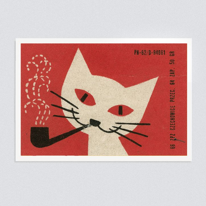 Matchbloc: A collection of the charming matchboxes from the Eastern Bloc