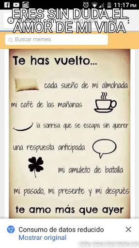 Te Quiero Hasta El Infinito Y Mas Alla Busqueda De Google Pensamientos Y Reflexiones Cafe De La Manana Te Quiero