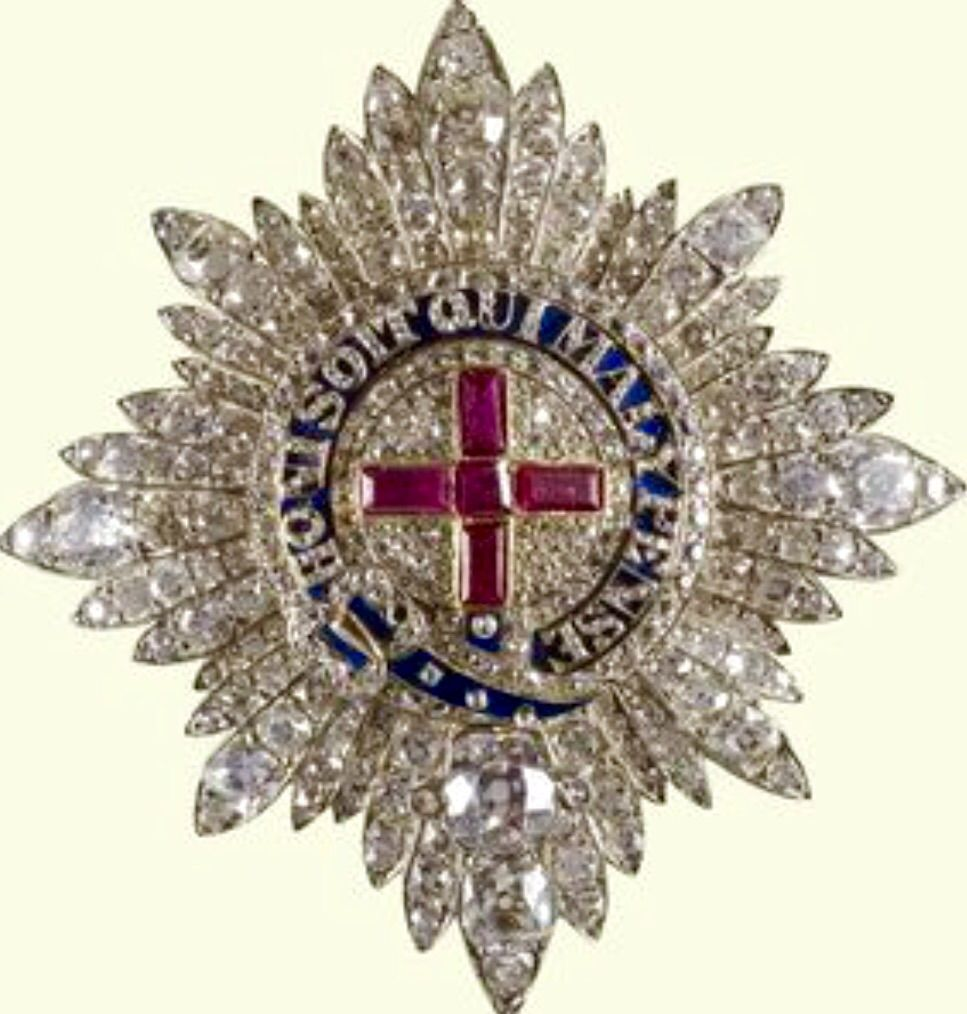 Queen Victoria S Star Of The Order Of The Garter Brooch Royal Jewels Royal Jewelry British Crown Jewels