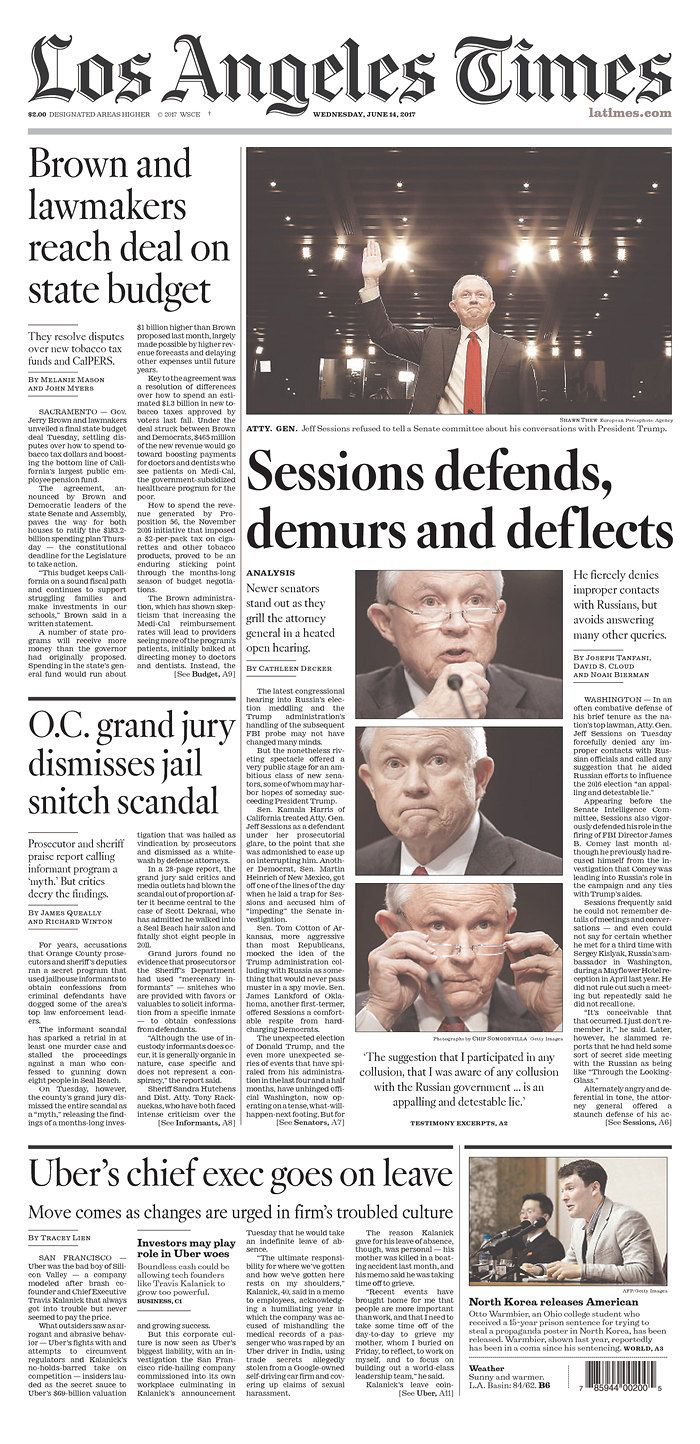 Today S Front Pages Newseum Newspaper Design Editorial Design Page Design