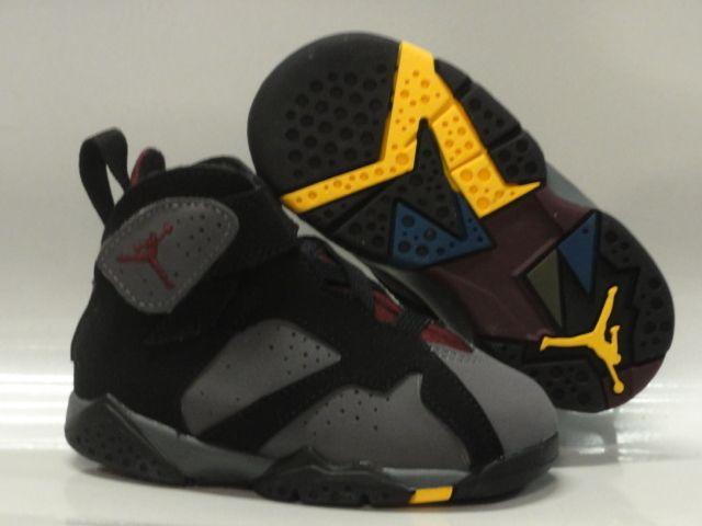 more photos 8af8d ffd91 Bordeaux 7s | Baby Jordan Sneakers | Baby jordans, Baby ...