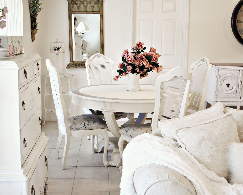 Shabby Chic Esszimmer Idee Wohnzimmer Es Gibt Viele Tipps Daruber