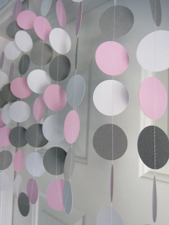shower garland baby shower decorations elephant theme shower on etsy