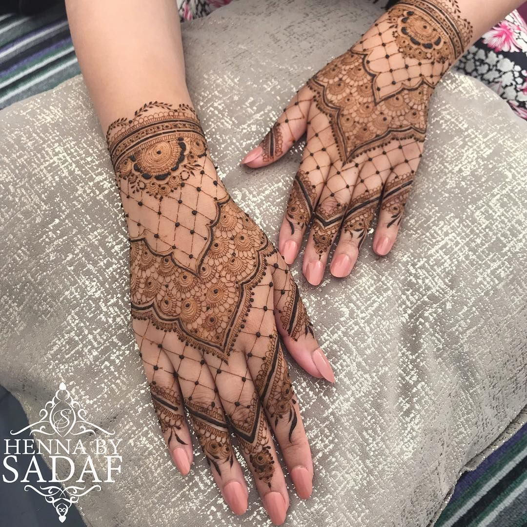 Bridal Henna For The Beautiful Misbah Henna Designs Hand