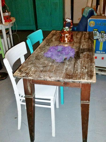 Toller Alter Kuchentisch Vintage Holz Shabby Kuche Tisch Vintage Holz Kuchentisch
