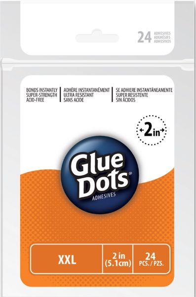 Glue Dots Xxl Glue Dot Sheets 2 Inch At Scrapbook Com Glue Dots Scrapbook Paper Crafts Dots