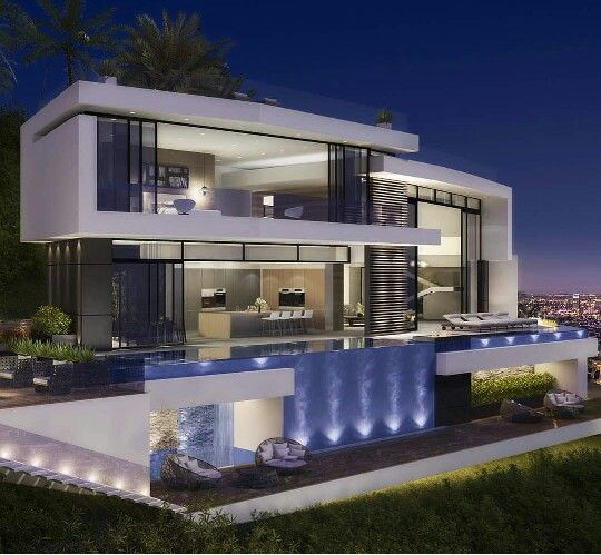 Exceptional Architecture Concepts From Vantage Design Group Modern Mansion Architecture House Beautiful Modern Homes