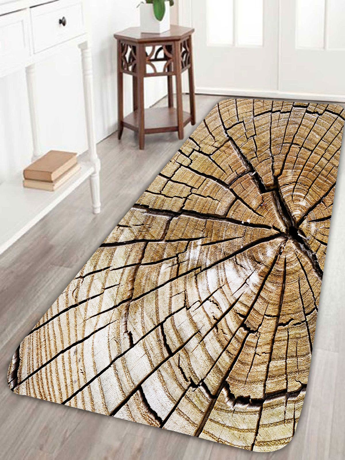 Muebles Banderas Broken Plank Soft Absorption Bathroom Floor Rug Fun Pinterest