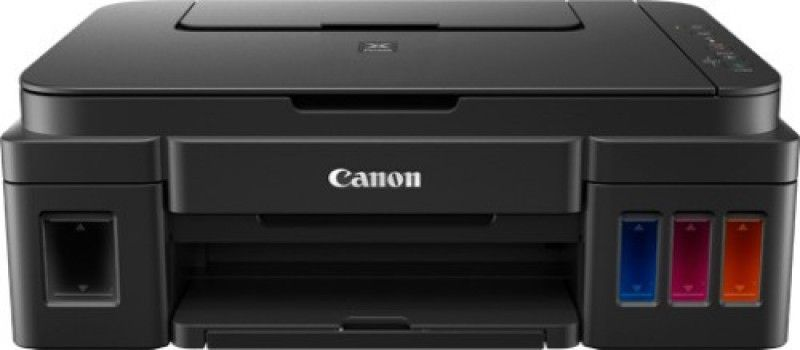 Canon Pixma G2010 All-in-One Ink Tank Colour Printer (Black
