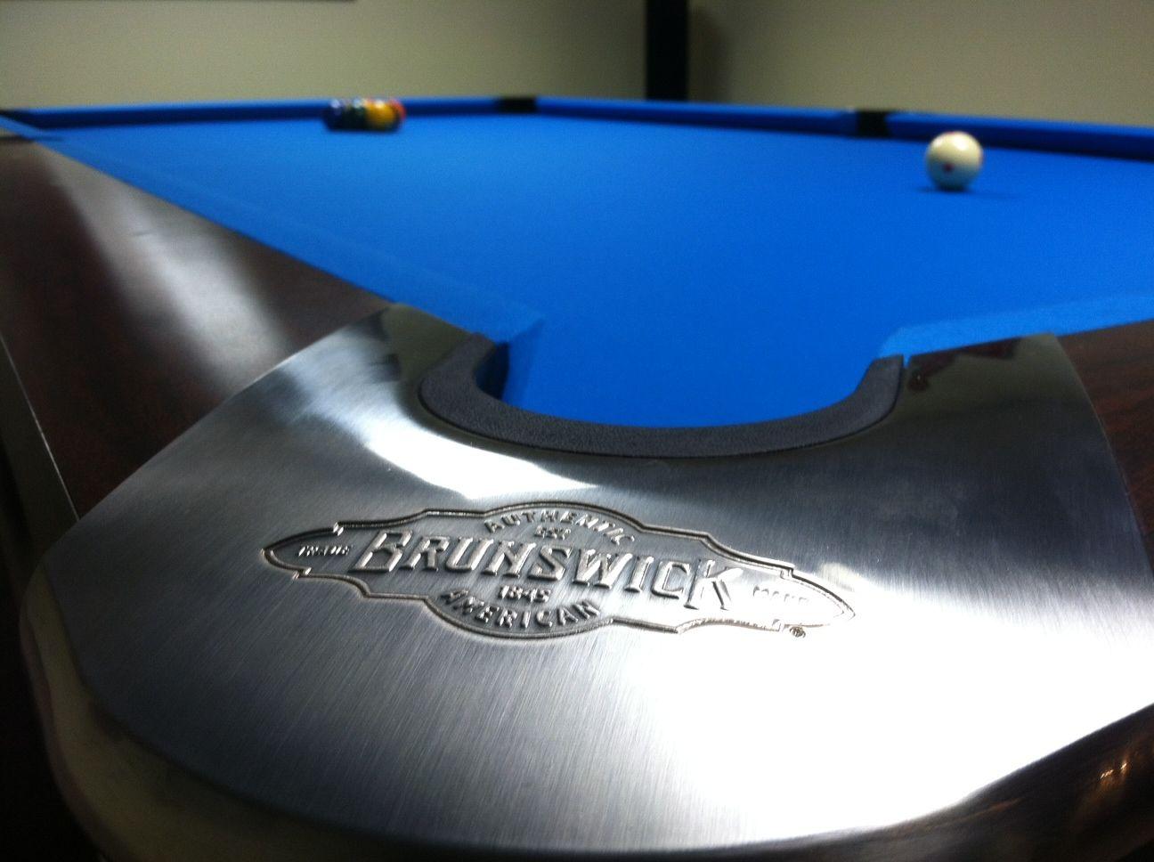 Brunswick Gold Crown Table Everything Billiards Www.everythingbilliards.net